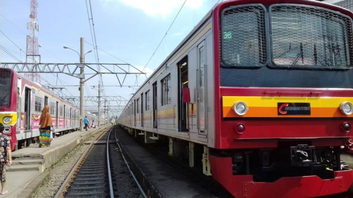 Rute Commuter Line Bekasi Jakarta Kota Akan Berubah Info Bekasi