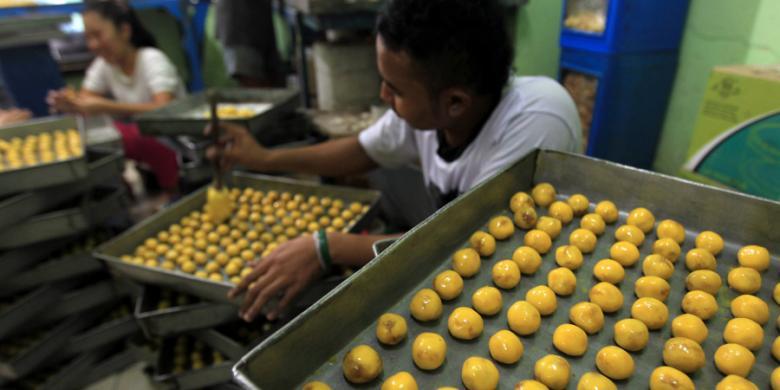 Industri Kue Rumahan Mulai Diserbu Konsumen Info Bekasi